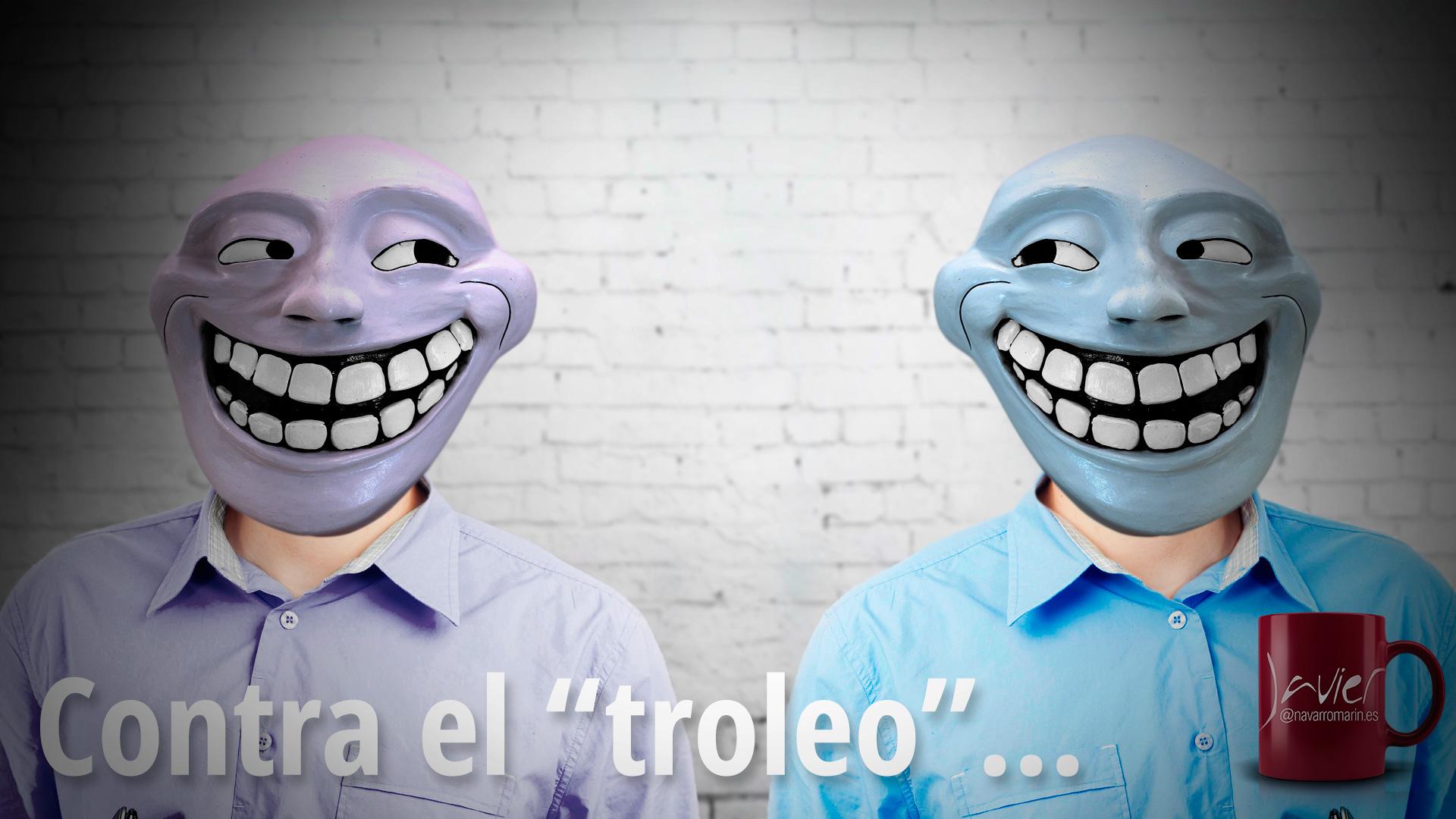 troleando al troll